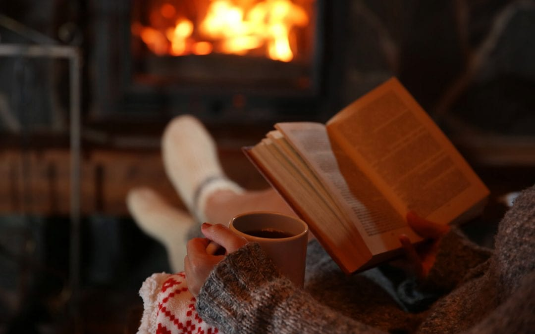 Get your fireplace ready for winter.