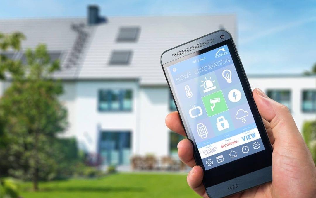 be a better homeowner with smart home security