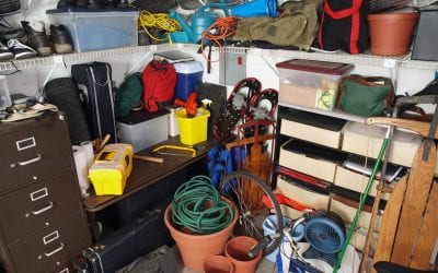 4 Tips for Keeping Your Garage Organized