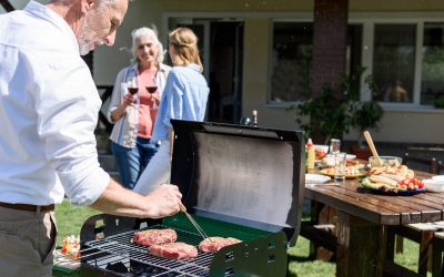 8 Tips for Grill Safety